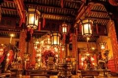 Hong Kong - Temple Man Mo